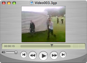 Homophobic Hooligans on Pilrig Park