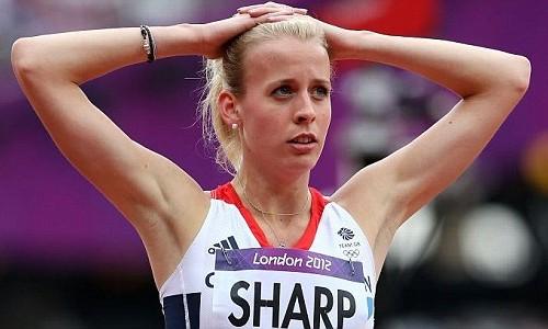Lynsey Sharp at Loindon 2012