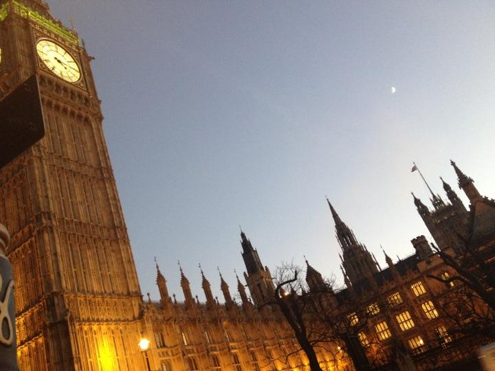 Parliament, 17th December 2012
