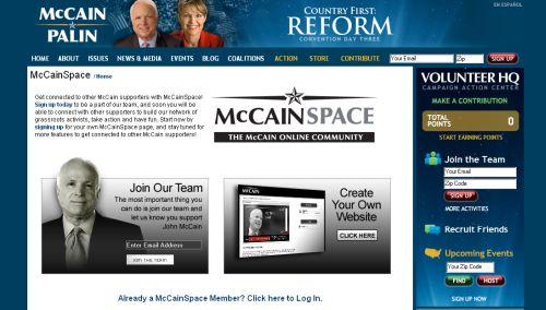 mccainspace