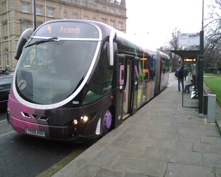 FTR Bendy Bus