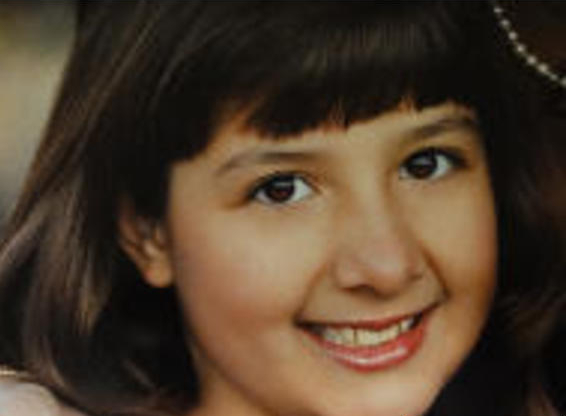 Christina Taylor Green. Born on 9/11, murdered in Tuscon Arizona.
