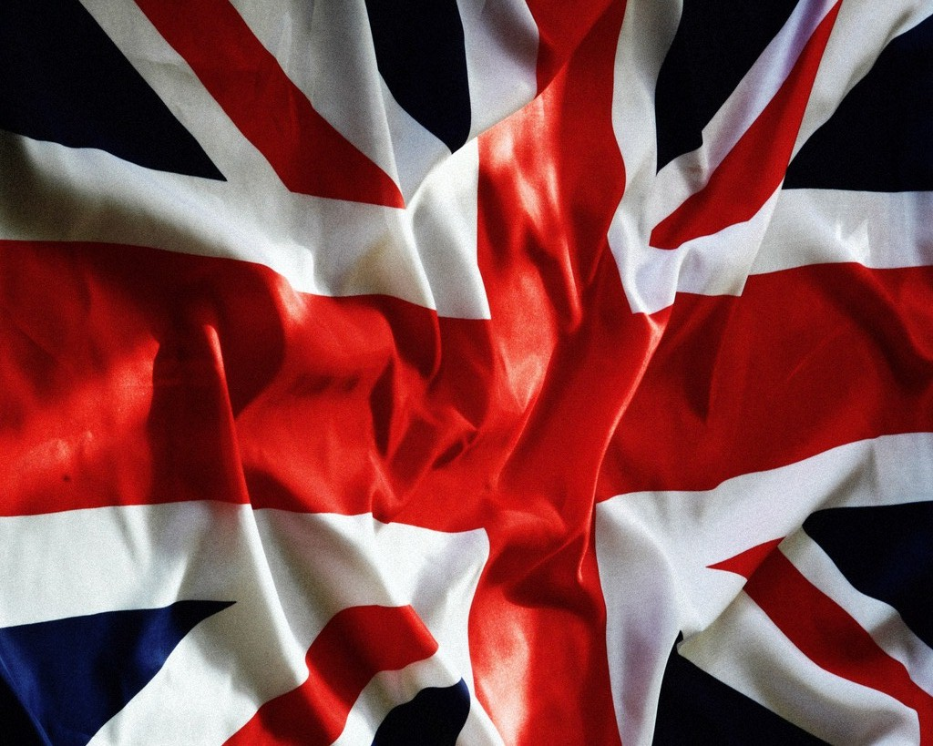 Union Flag, by Adrian Clark on Flickr