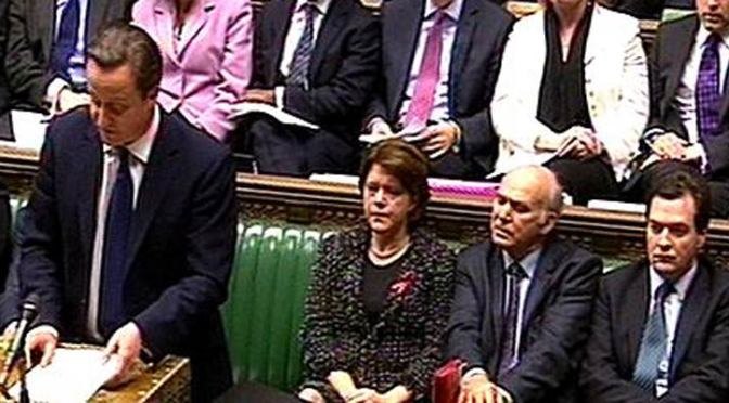 Cameron and #Leveson: My Dilemma