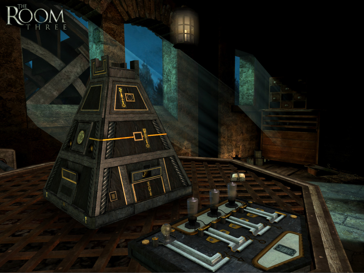 In Praise of The Room Three