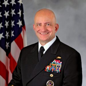 Rear Admiral Robert D. Sharp, Office of Naval Intelligence
