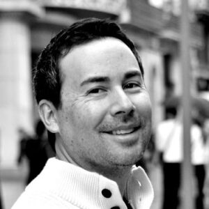 Robert Sharp, Barman and author