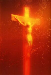 Immersion by Andres Serrano, 1987