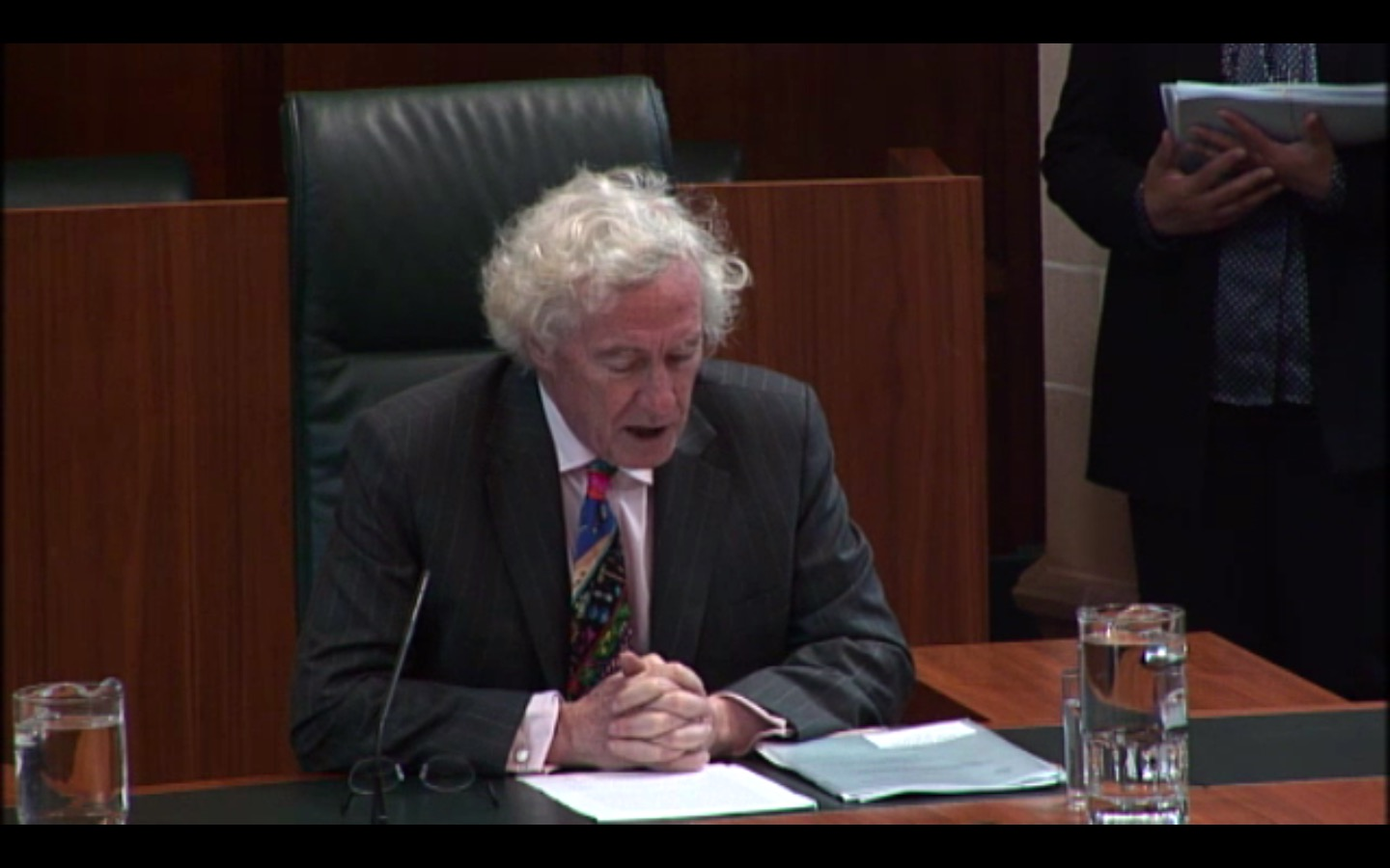 Lord Sumption at the Supreme Court